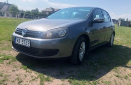 Volkswagen GOLF 6 1.4 2011